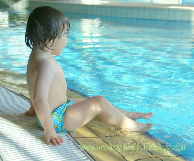 O formato cueca é mais utilizado na piscina