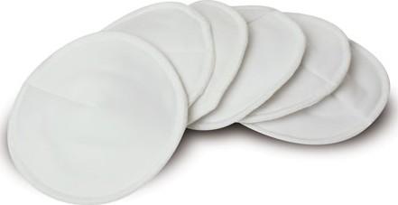 discos de amamentação reutilizáveis