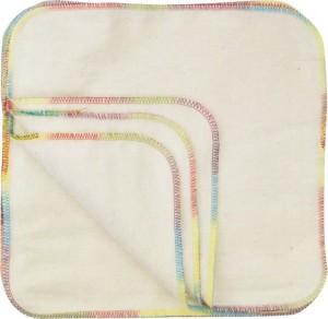 toalhitas de flanela de algodão