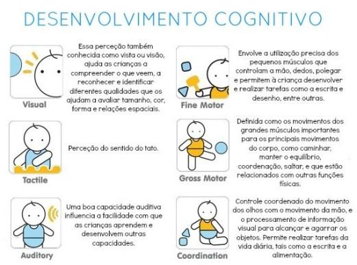 desenv cognitivo portugues