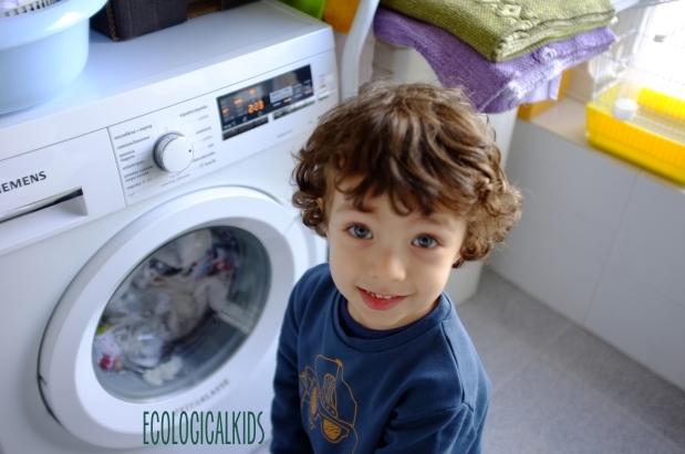 A nossa lavagem em…3,2,1!