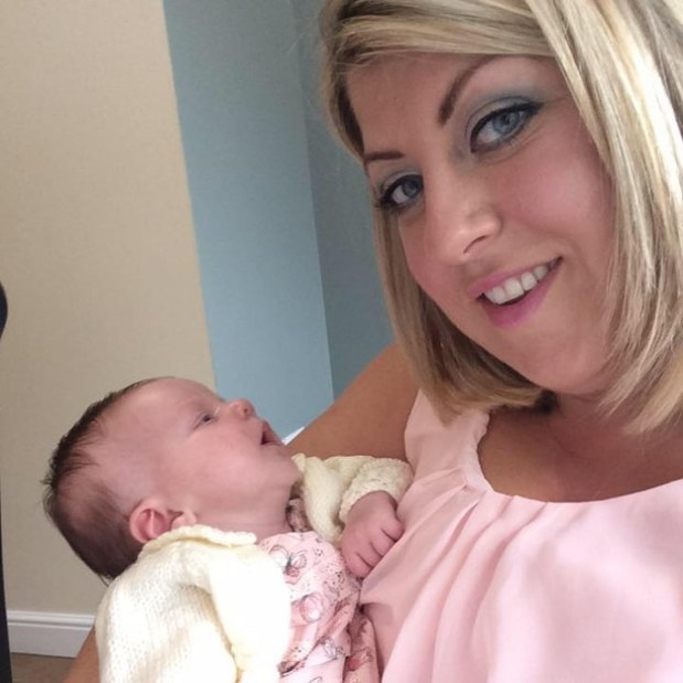 As visitas não dão beijos no meu bebé recém nascido! Explicoporquê!